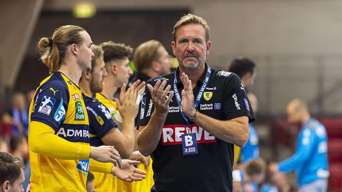Trainer Rhein Neckar Löwen