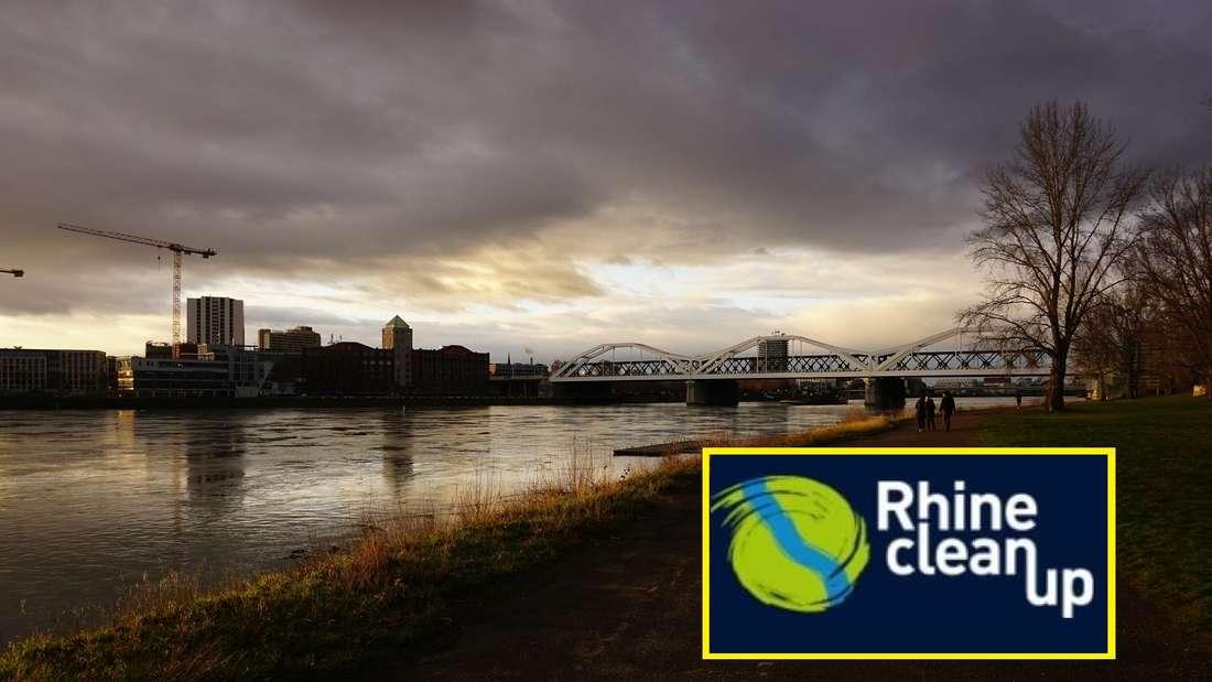 30.000 Freiwillige sammeln Müll am Rhein – viele Helfer auch in Mannheim erwartet