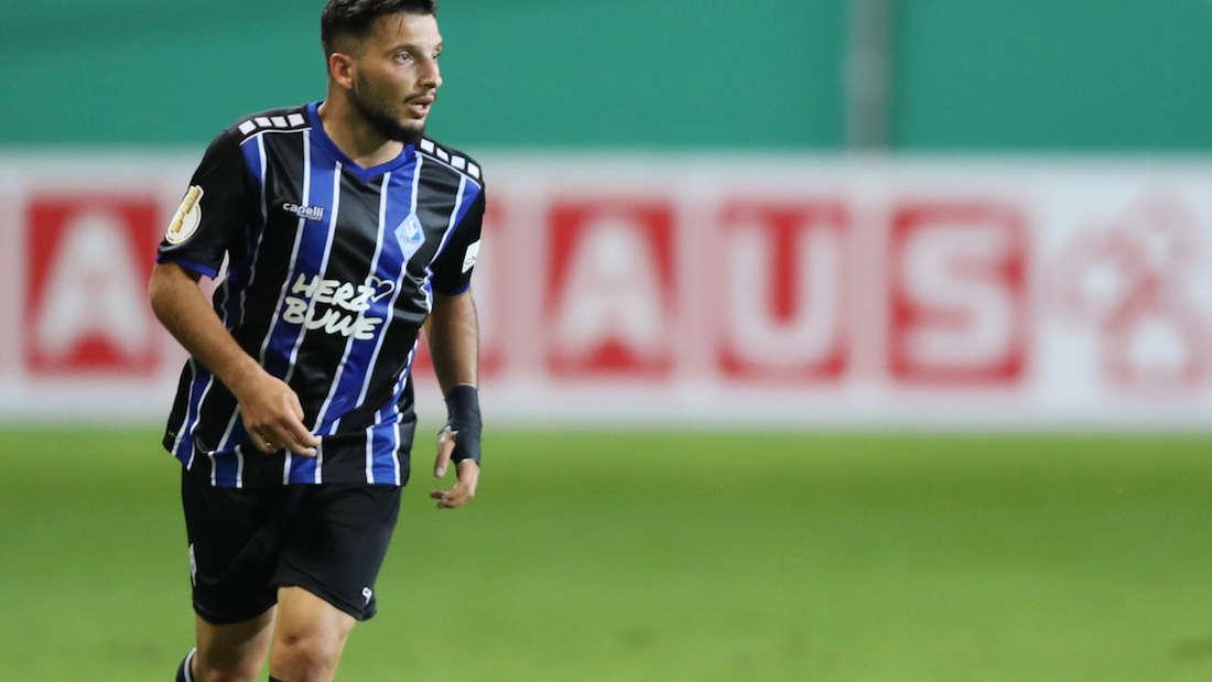 DFB-Pokal: SV Waldhof – SC Freiburg