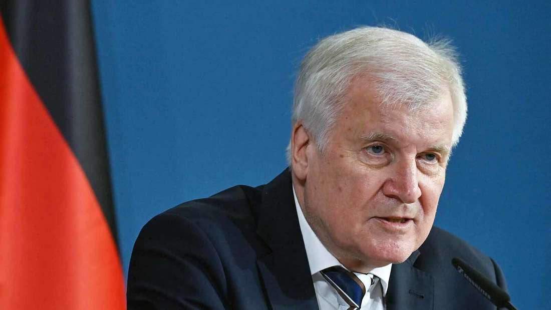 Horst Seehofer fordert die EU-Staaten zu einer einheitlichen Linie bei der Asylpolitik auf