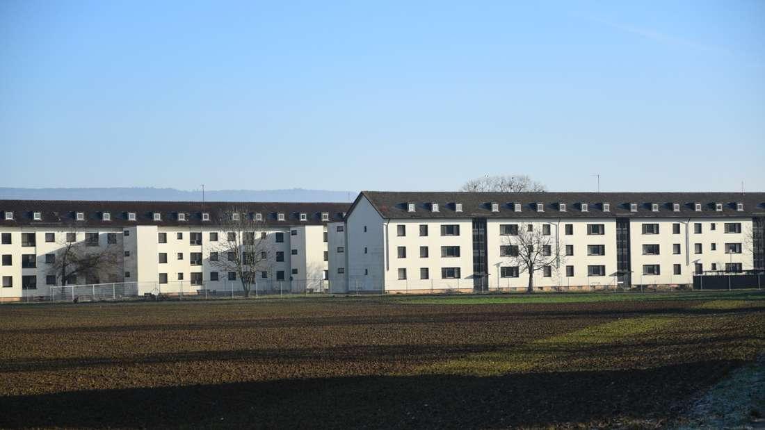 Das Patrick-Henry-Village wird seit 2015 als Ankunftszentrum für Flüchtlinge genutzt.