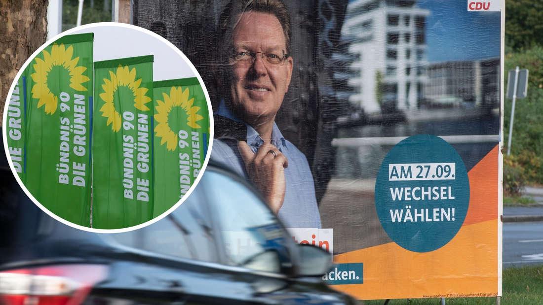 Grüne in Dortmund unterstützen vor der OB-Stichwahl CDU-Kandidaten Andreas Hollstein