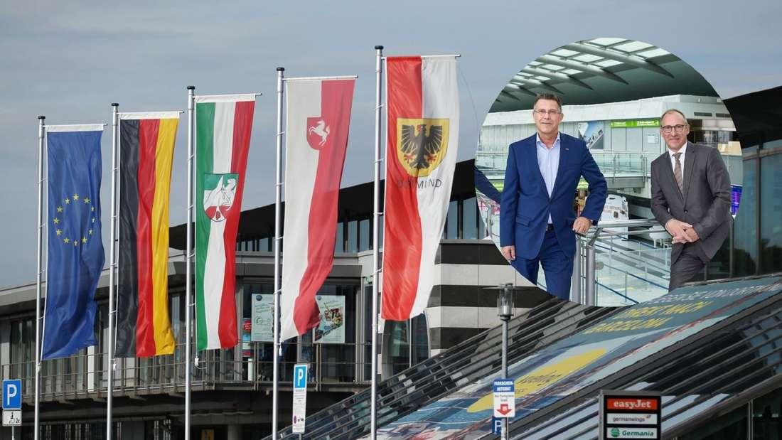 Der Flughafen Dortmund bekommt ab Oktober einen neuen Chef - und der hat Pläne.