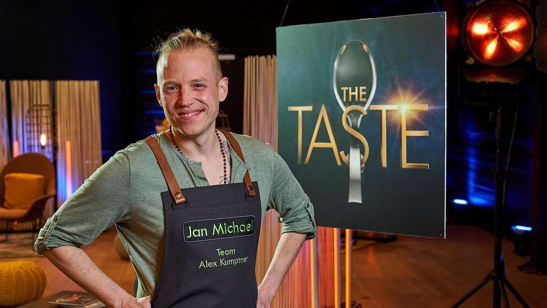 """""""The Taste""""-Kandidat Jan Michael aus Dortmund."""