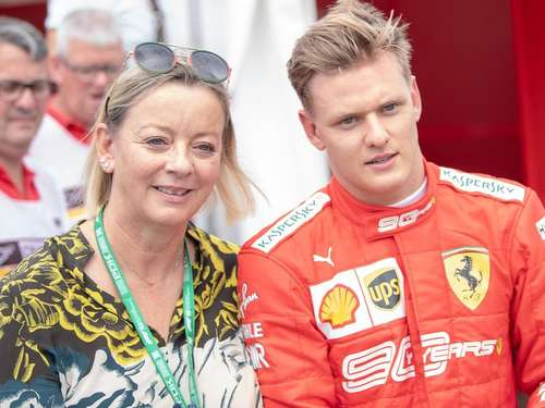 "Mick Schumachers Managerin zum F1-Training: ""Superspannend"""
