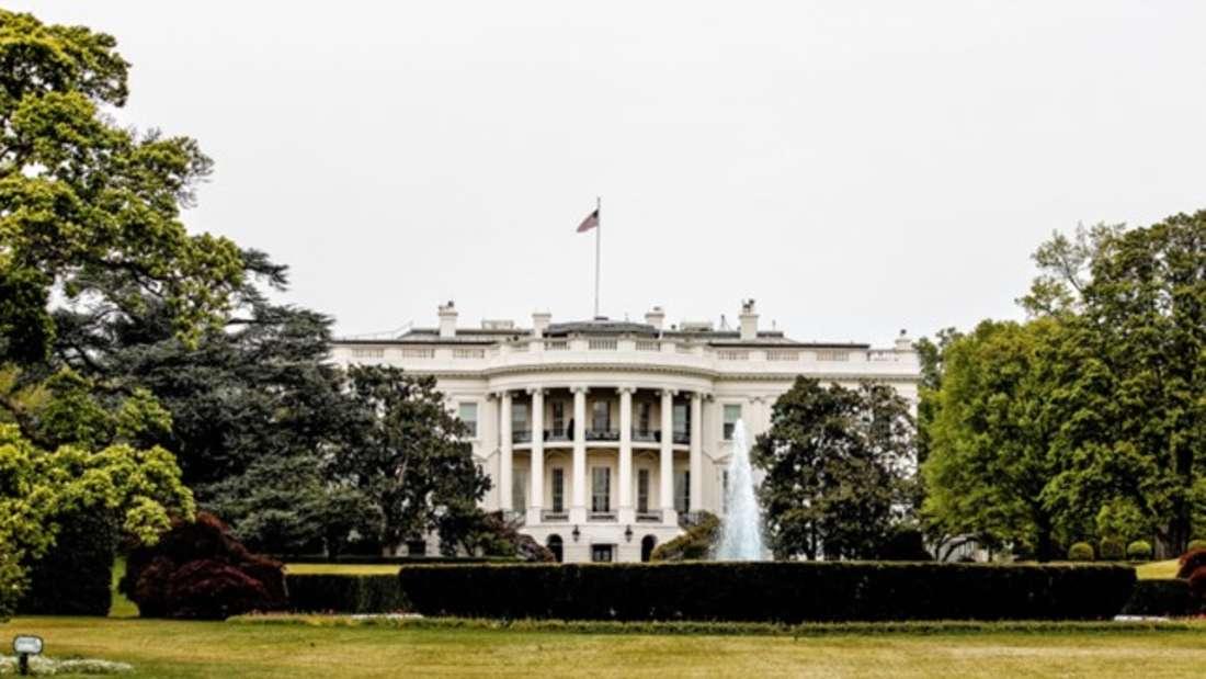 Das Weiße Haus in Washington D.C..
