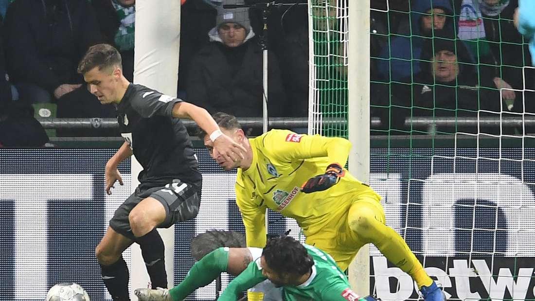 Christoph Baumgartner hat beim letzten Spiel gegen Werder getroffen.