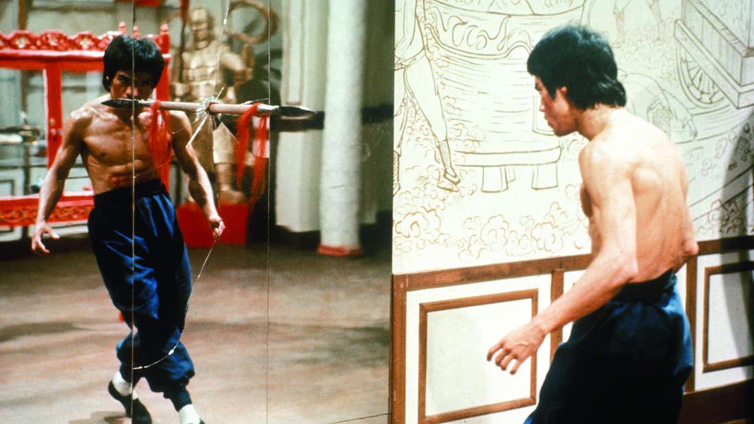 Bruce Lee war einer der bekanntesten Kampfkünstler der Welt.