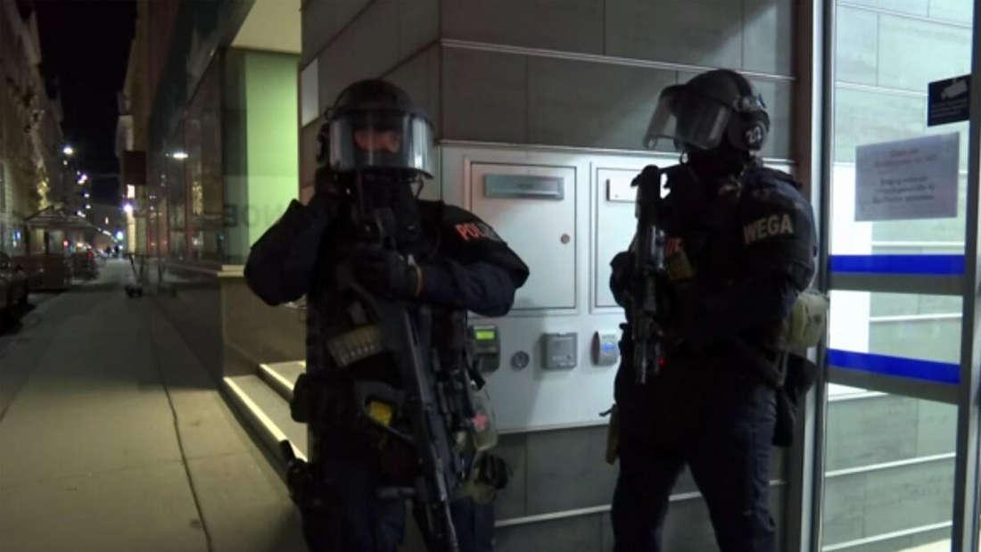 Die Polizei Wien sucht nach wie vor nach den mutmaßlichen Tätern.