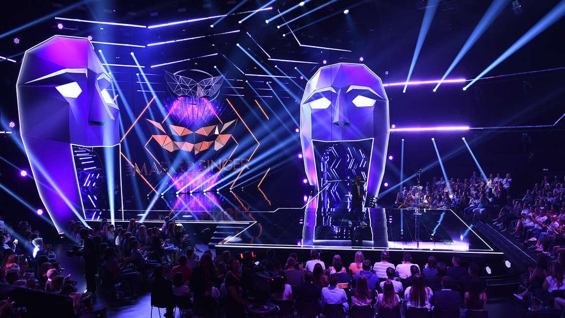 """Das """"The Masked Singer""""-Studio – hier noch mit Publikum"""