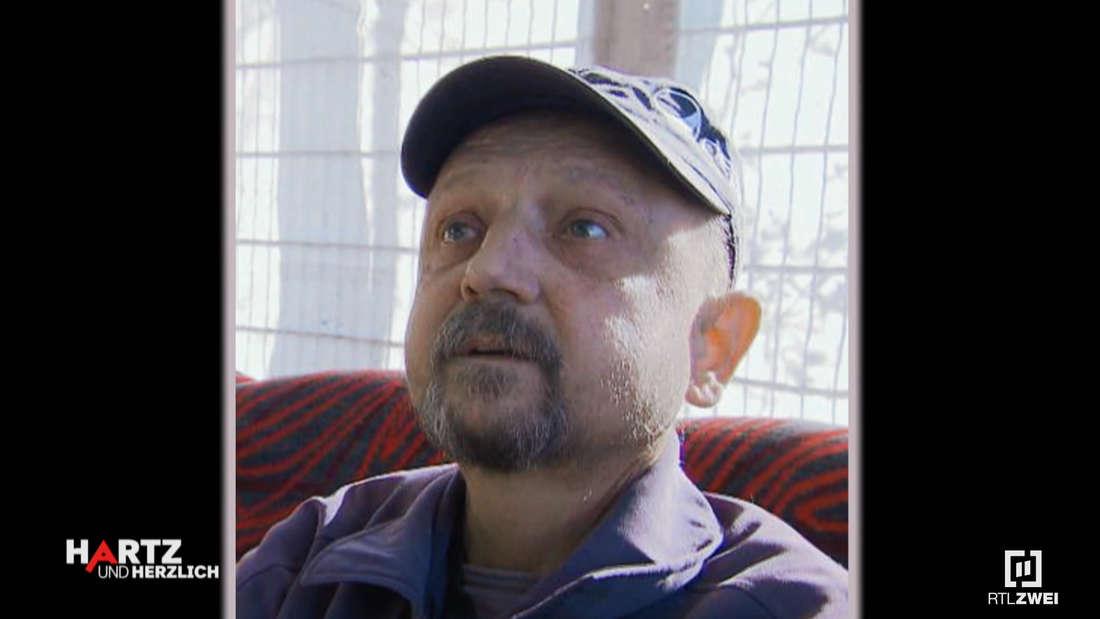 Mannheim: Der 54-Jährige Johann aus den Benz Baracken wurde ein Opfer seiner Alkoholsucht.