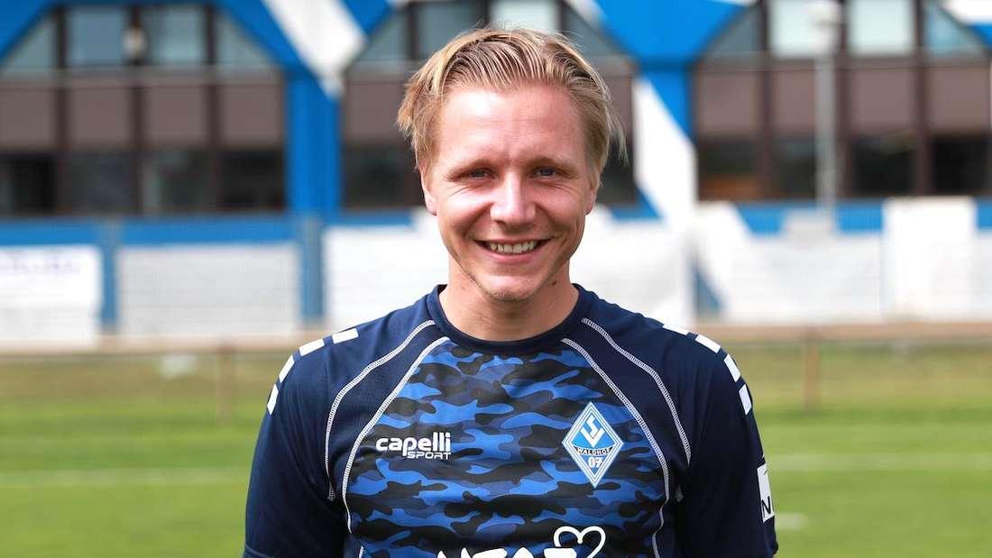Dorian Diring wird wohl in der Rückrunde sein Comeback für den SV Waldhof feiern.