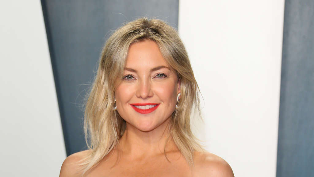 Kate Hudson auf der Vanity Fair Oscar Party.