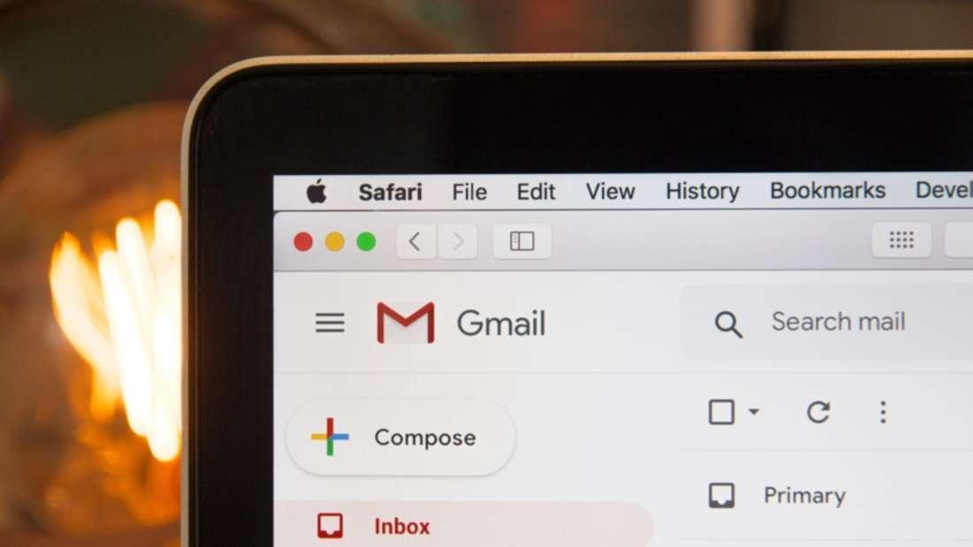 Bei Mails immer genau hinschauen, wer wirklich der Absender ist.