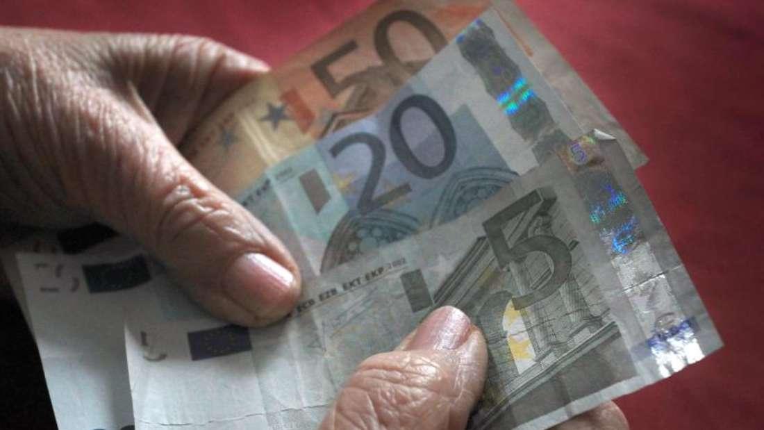 Rentenminderung ausgleichen