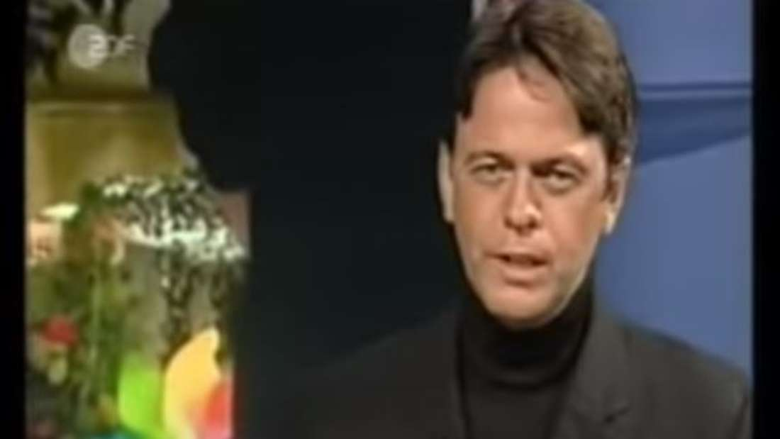 Rudi Cerne moderiert seine erste XY-Sendung.