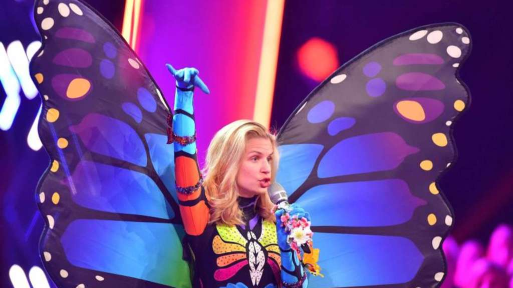 Susan Sideropoulos The Masked Singer