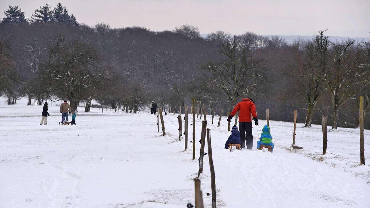 Gibt Es Morgen Schnee