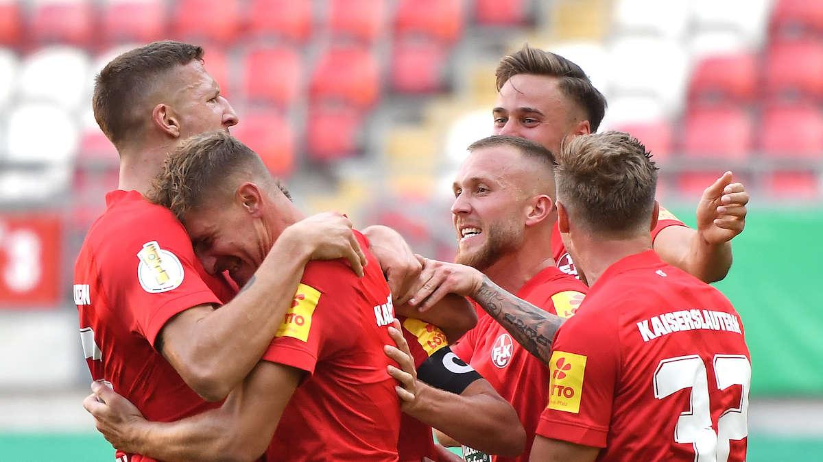 Duisburg Gegen Kaiserslautern