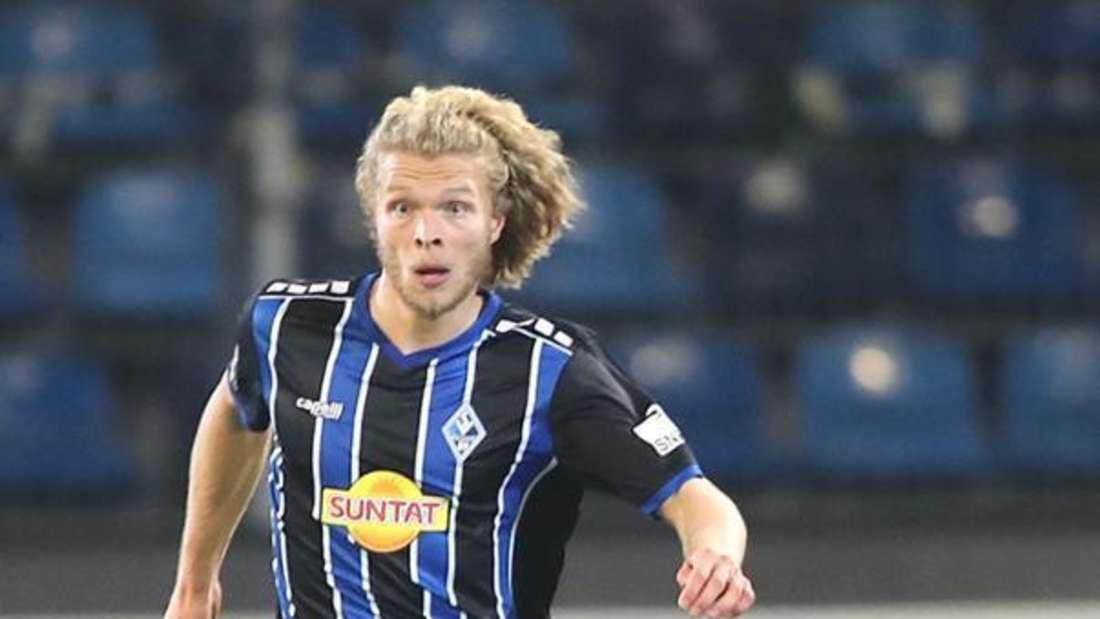 Jesper Verlaat hat sich gegen Meppen verletzt.