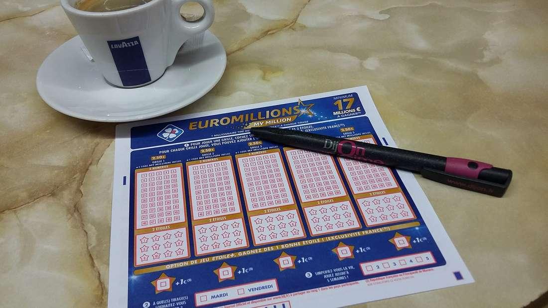 Im Onlinebereich können Lottoscheine ganz bequem digital ausgefüllt werden.