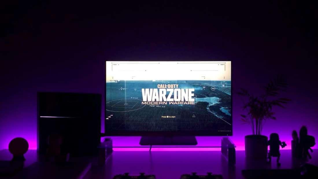 Call of Duty: Warzone – einer der derzeit beliebtesten kostenfreien und wirklich großen Titel im Internet.