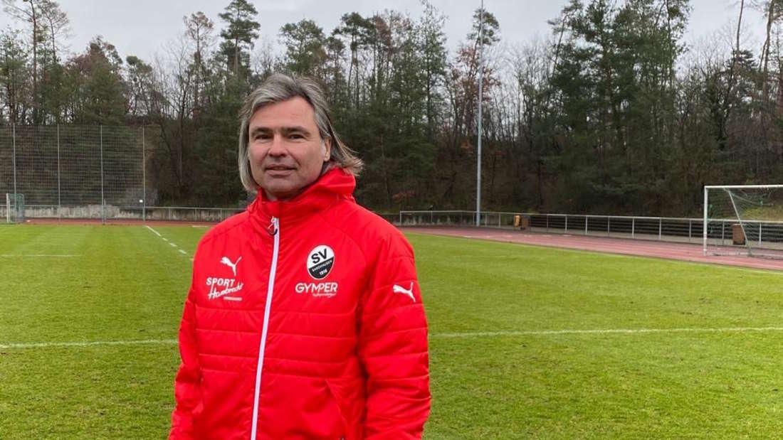 Matthias Lust ist neuer Co-Trainer beim SV Sandhausen.