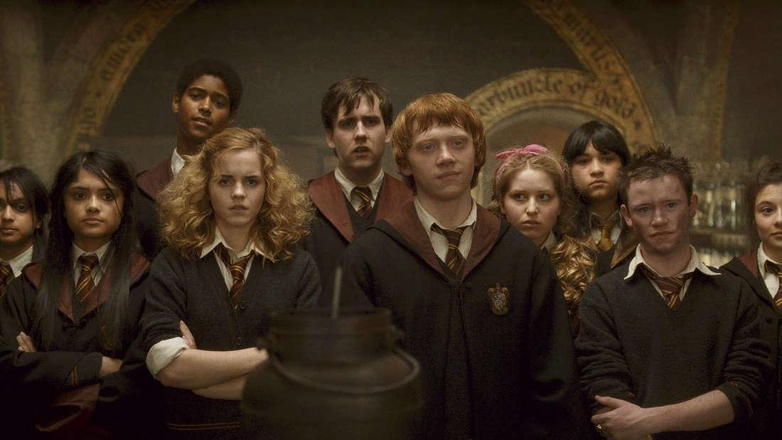 """Alfred Enoch als Dean Thomas in """"Harry Potter und der Halbblutprinz"""""""