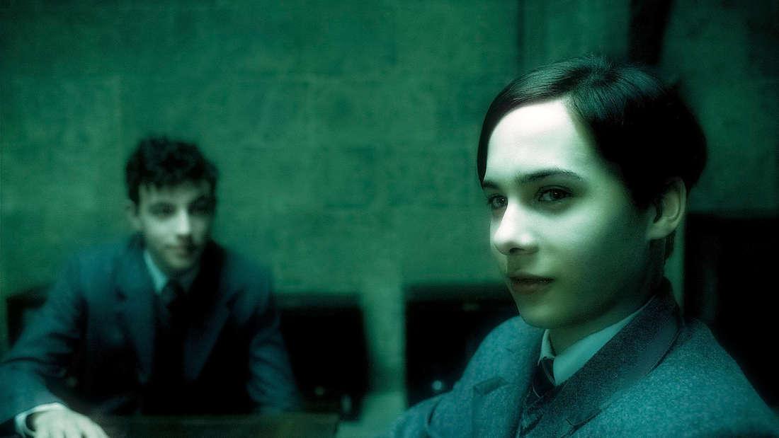 Frank Dillane als Teenager Tom Riddle in Harry Potter und der Halbblutprinz 2009.
