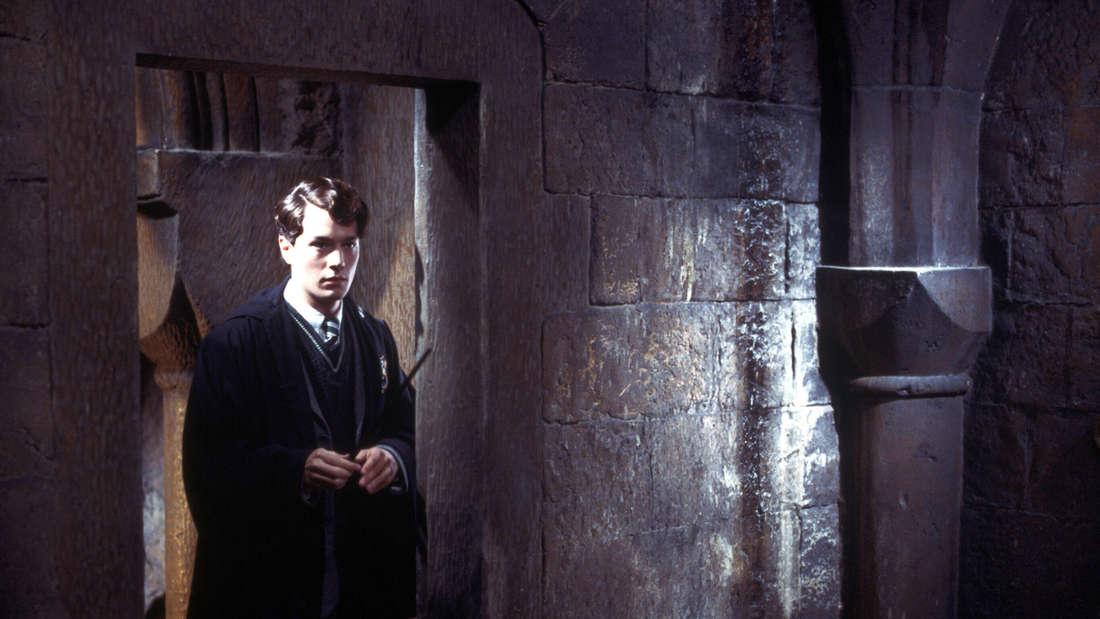 Christian Coulson als Tom Riddle in Harry Potter und die Kammer des Schreckens 2002.
