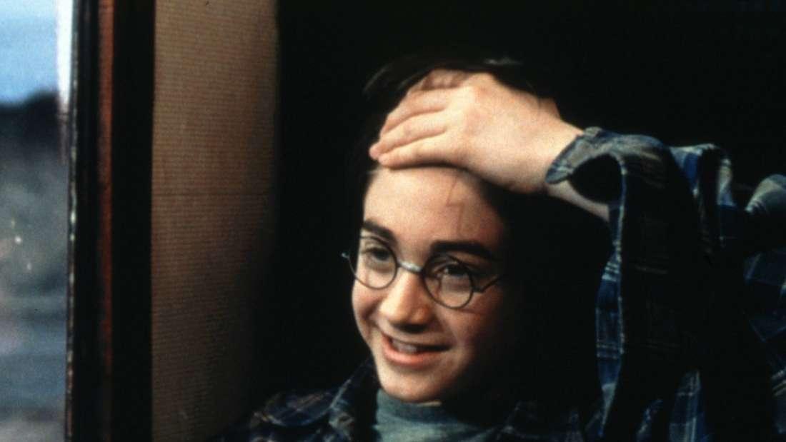 Daniel Radcliffe in Harry Potter und der Stein der Weisen