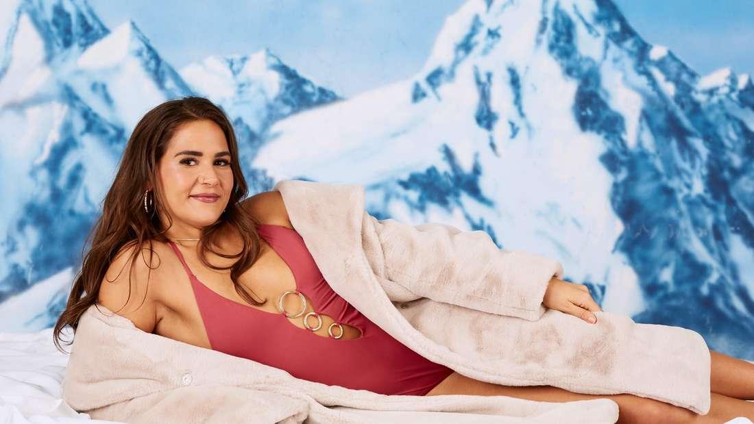 """Bachelor 2021: Anna (30), Flugbegleiterin aus Heidelberg: """"Ich möchte keine schöne Hülle, ich will eine schöne Seele!"""""""