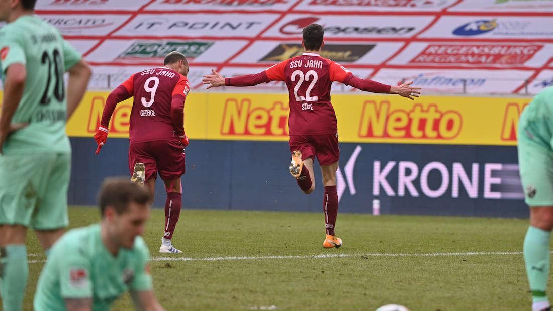 Jahn Regensburg – SV Sandhausen