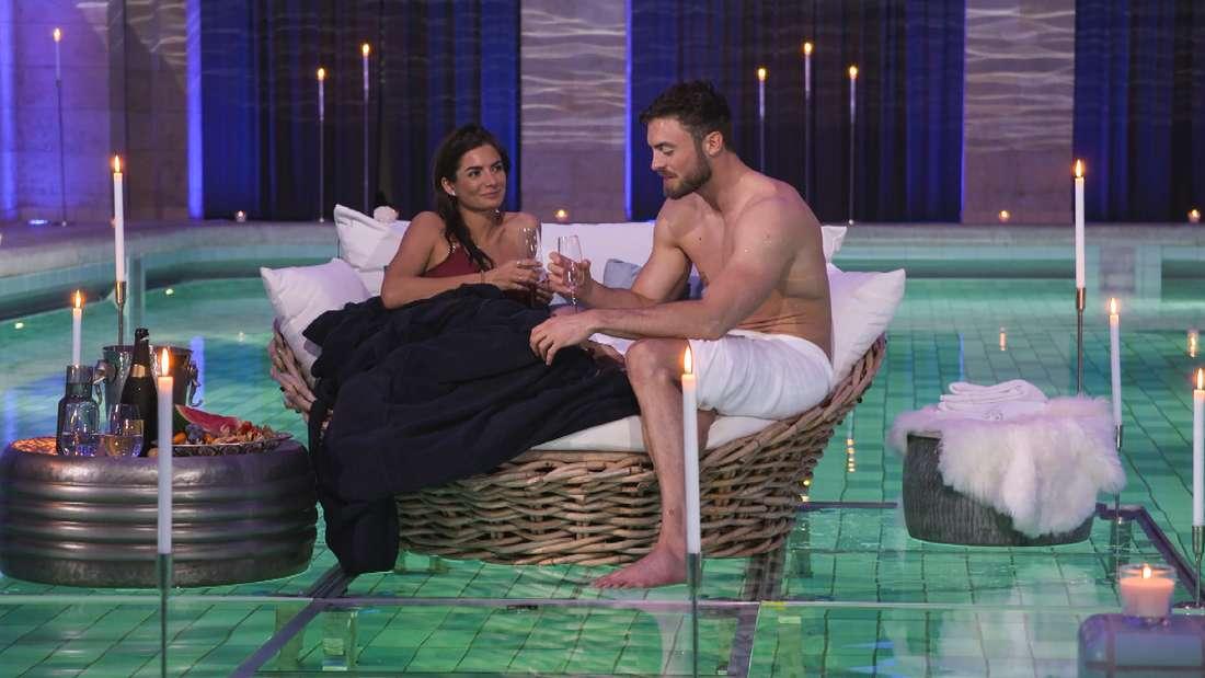 Der Bachelor 2021: Michèle de Roos und Niko Griesert