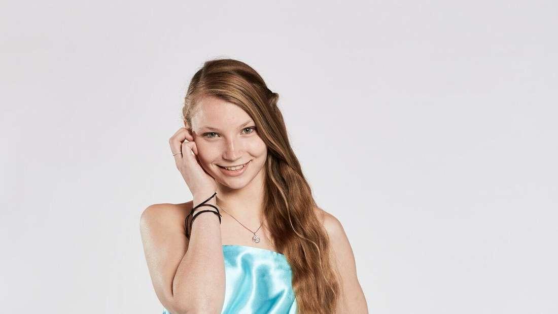 GNTM-Kandidatin Romy (19) aus Görlitz