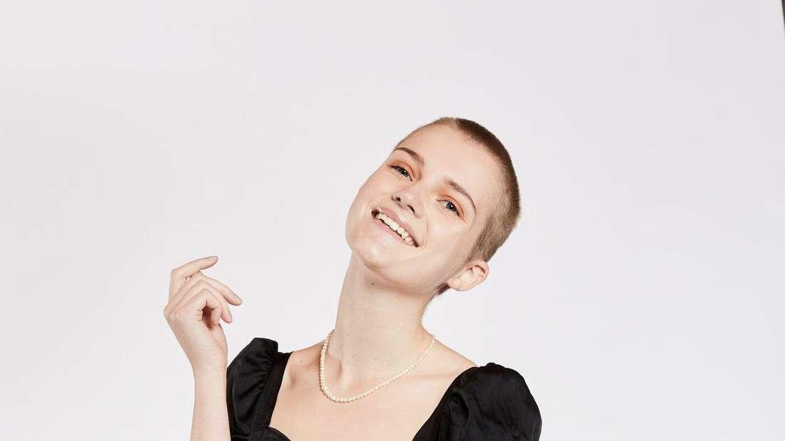 GNTM-Kandidatin Mira (19) aus Bordesholm