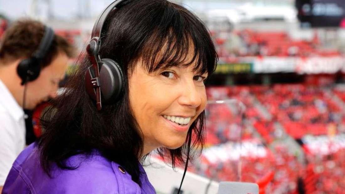 Radio-Reporterin
