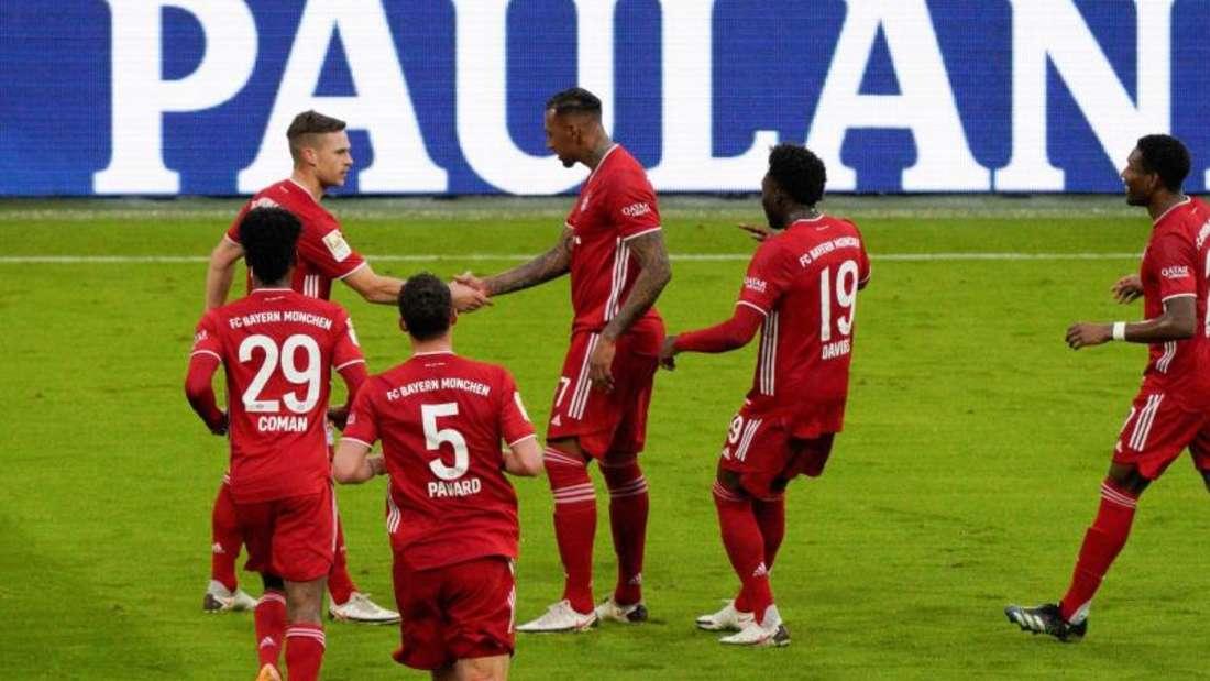 Bayern München - TSG 1899 Hoffenheim