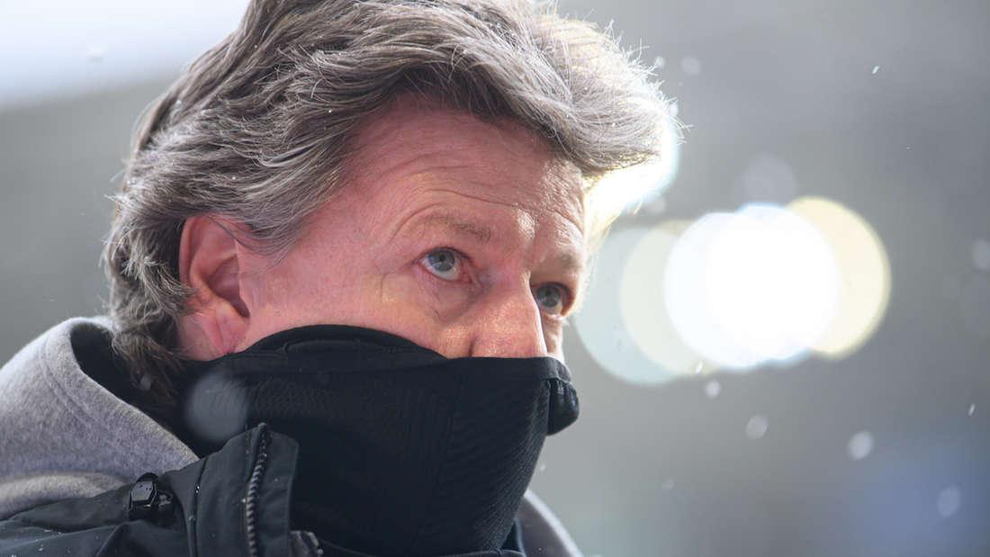 Der FCK trennt sich von Trainer Jeff Saibene.