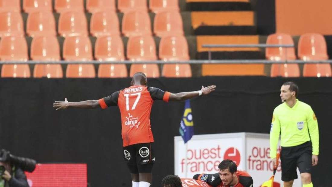 FC Lorient schlägt PSG