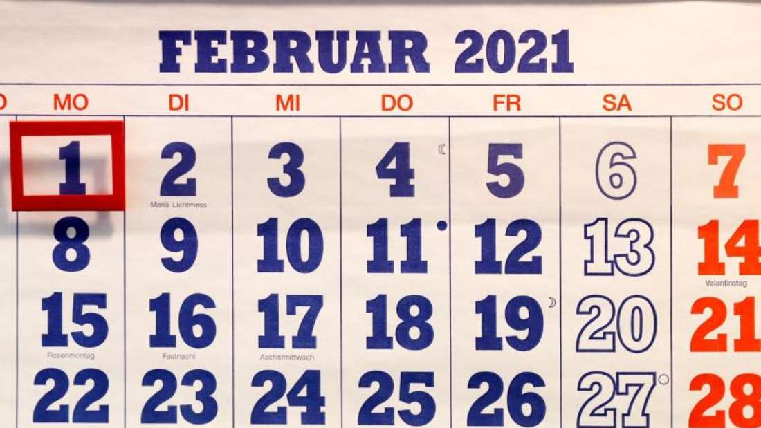 Der perfekte Februar