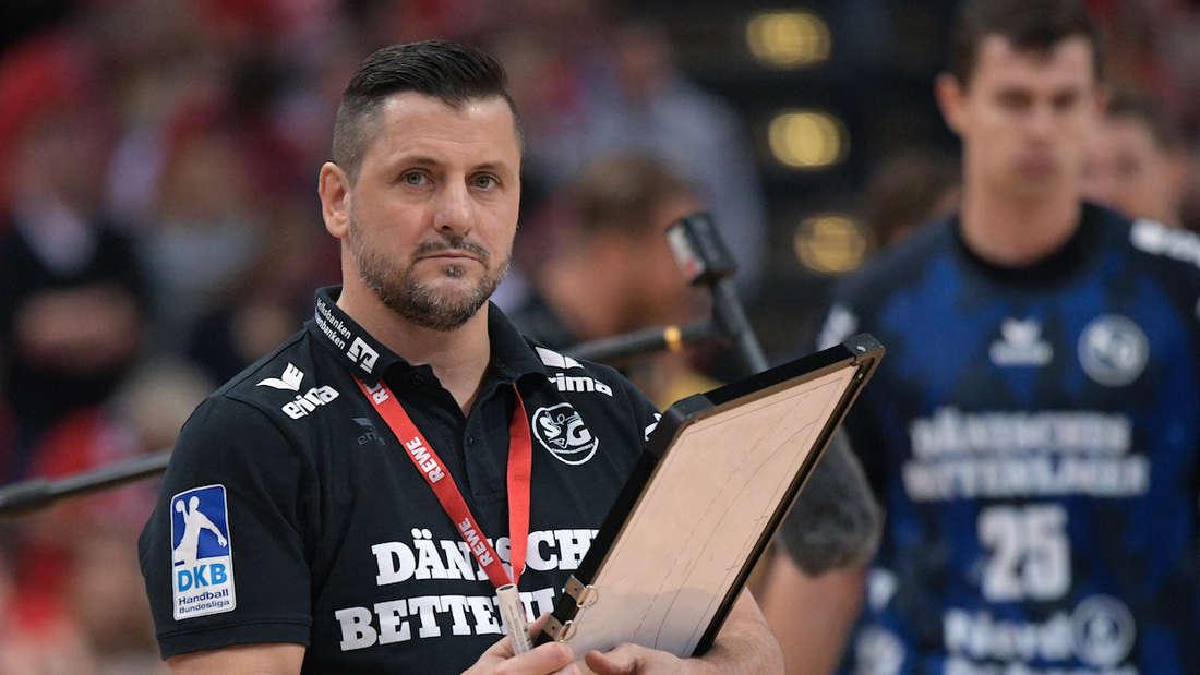 Ljubomir Vranjes ist derzeit vereinslos.
