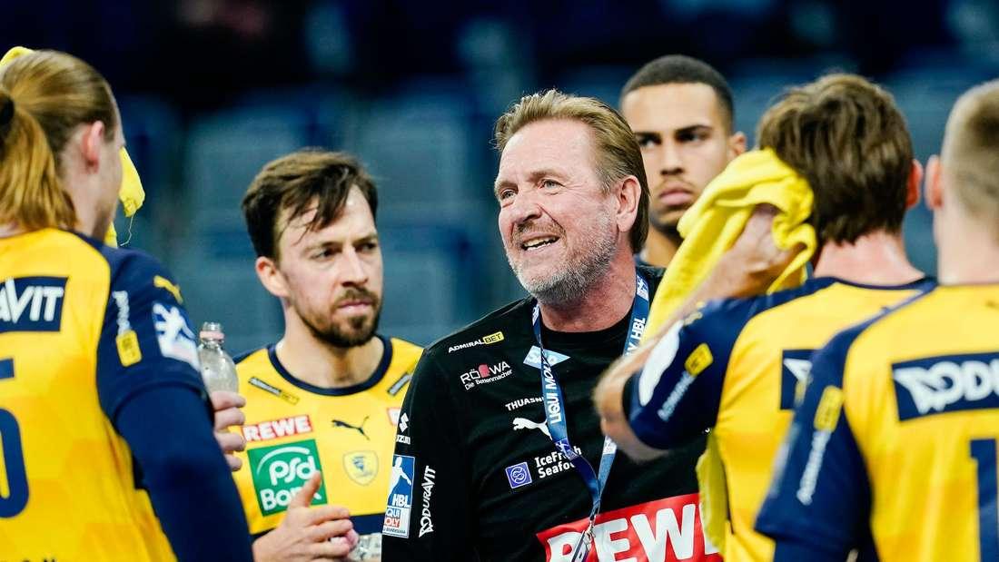 Martin Schwalb wird die Löwen im Sommer verlassen.