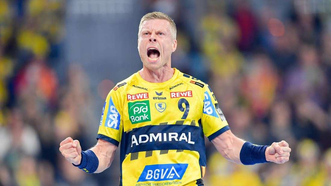 Gudjon Valur Sigurdsson hat 2020 seine Karriere beendet.