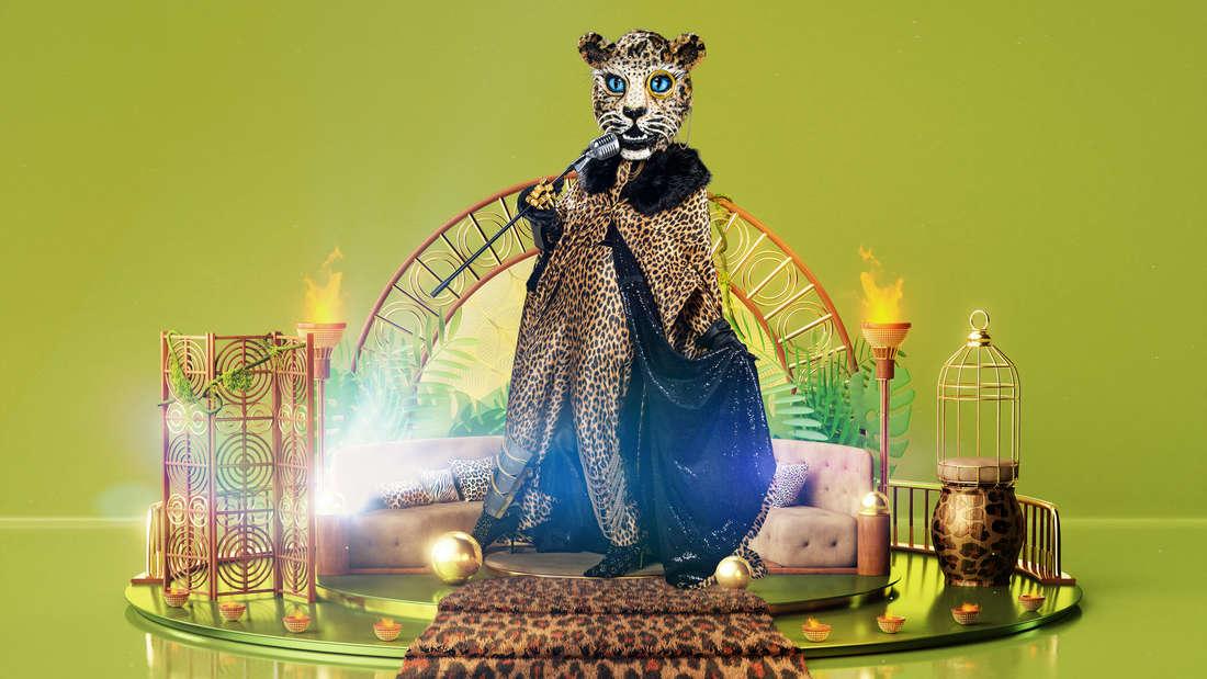 """Der Leopard aus der 4. Staffel von """"The Masked Singer"""""""