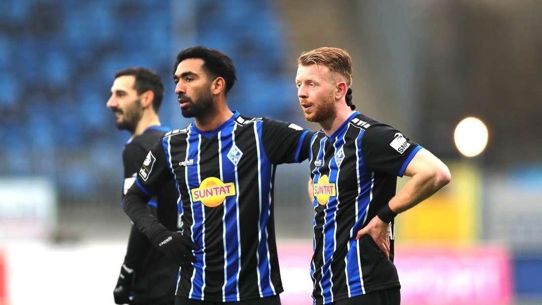 Der SV Waldhof hat zuletzt zwei Niederlagen in Folge kassiert.