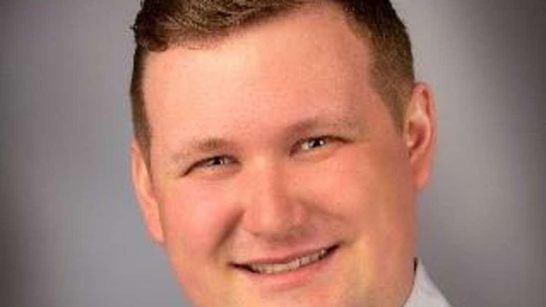 Christoph Schulze leitet die Impfzentren im PHV in Heidelberg, in Weinheim und in Sinsheim.