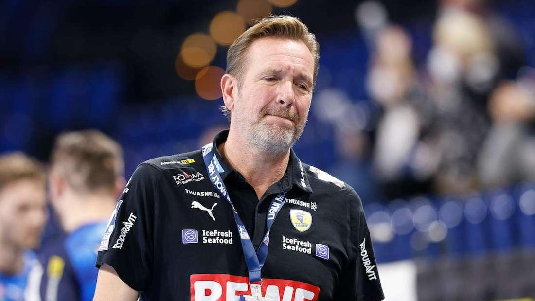 Martin Schwalb wird die Rhein-Neckar Löwen am Saisonende verlassen.