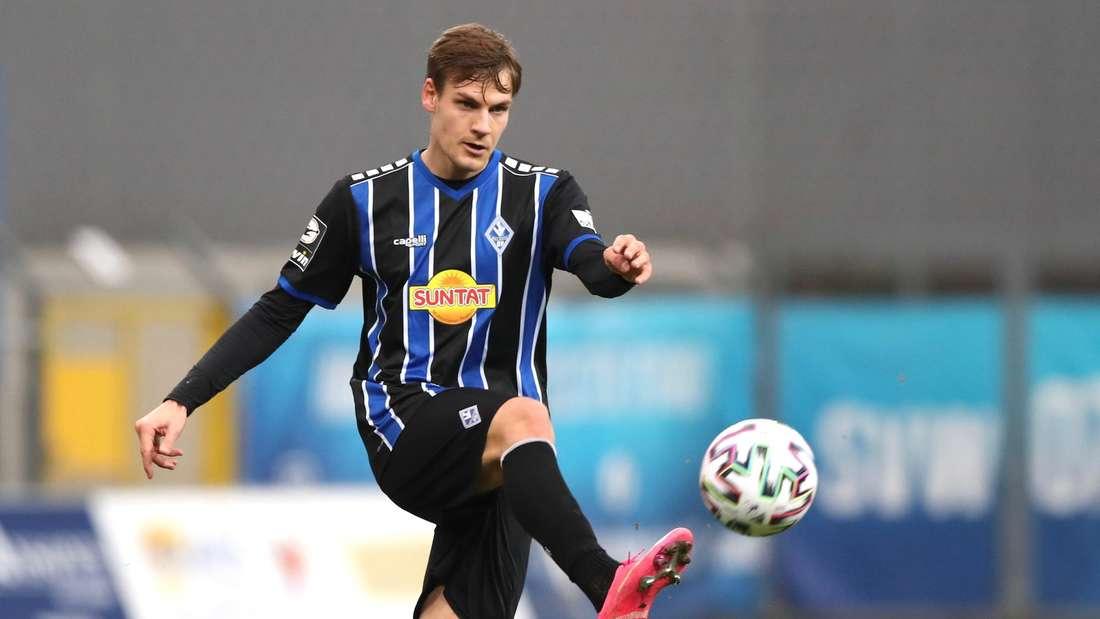 Max Christiansen hat sich in Magdeburg verletzt.