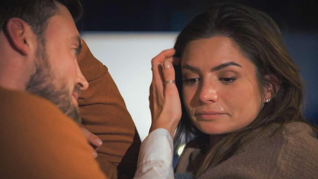 Der Bachelor: Beim Wiedersehen kommen Michèle die Tränen